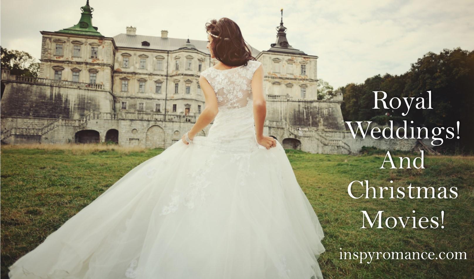 Royal Weddings! And Christmas Movies! And #Giveaway!
