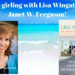 Fan-girling with Lisa Wingate by Janet W. Ferguson!