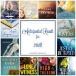 2018 Anticipated Reads