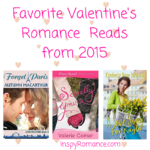 Favorite Valentine's Romance Reads from 2015 | Narelle Atkins