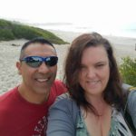 Fred & Jolene Navarro at Carmel Beach