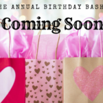 The InspyRomance Birthday Bash is Coming!