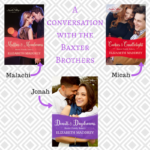 A Conversation with the Baxter Brothers (with #giveaway)