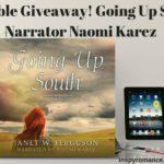 Audible Giveaway! Going Up South with Narrator Naomi Karez
