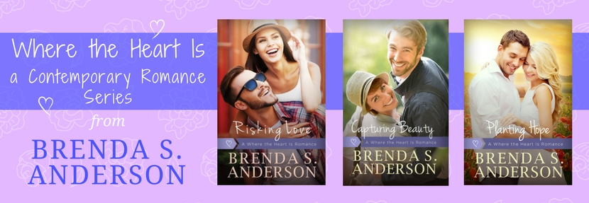 Where the Heart is series by Brenda S. Anderson
