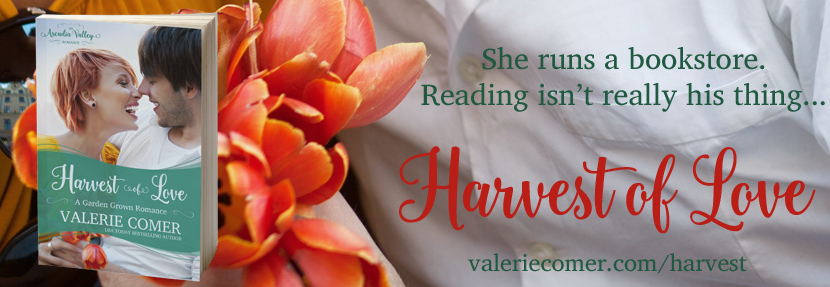 Harvest of Love by Valerie Comer