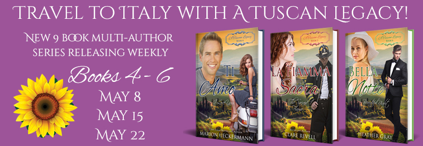 A Tuscan Legacy Multi-Author Series