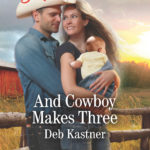 EIGHT SECONDS by Deb Kastner