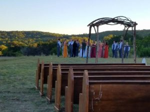 Hill Country Ranch Wedding