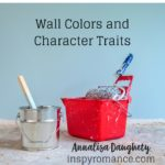 Wall Colors and Character Traits