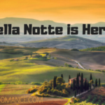 Bella Notte is Here! (+ a #Giveaway)