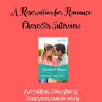 A Reservation for Romance Character Interview
