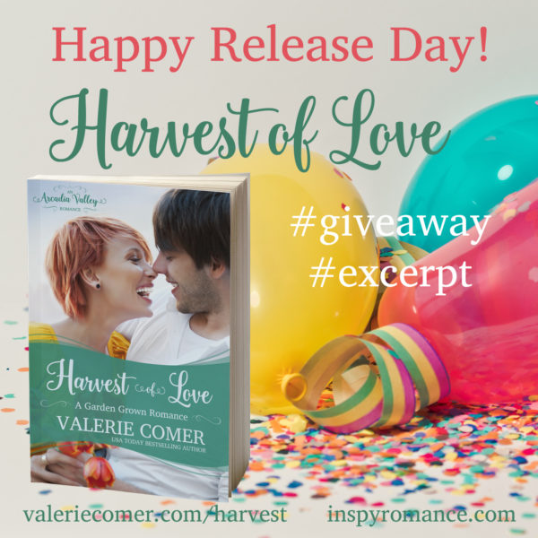 harvest of love, arcadia valley romance, valerie comer