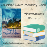 Journey Down Memory Lane and #NewRelease
