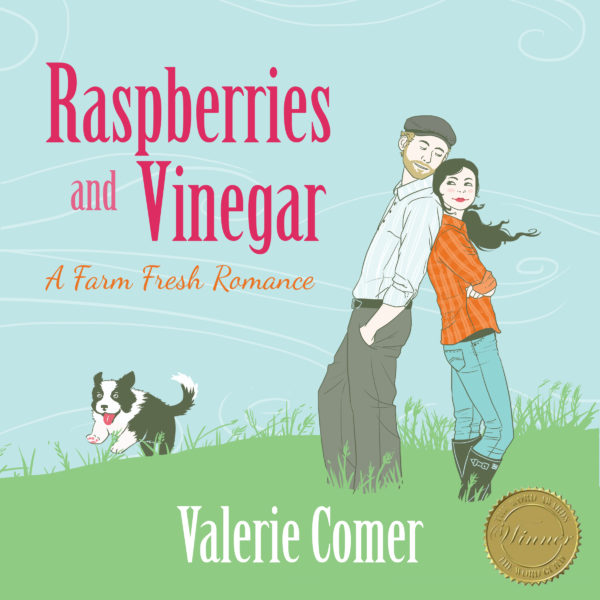 Raspberries and Vinegar