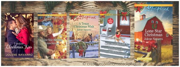 Christmas stories from Jolene Navarro