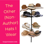 The Other (Non-Author) Hats I Wear & #Giveaway