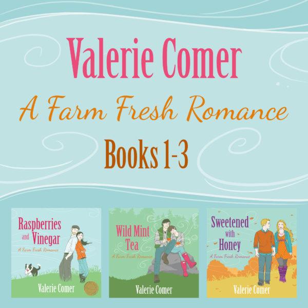 A Farm Fresh Romance 1-3