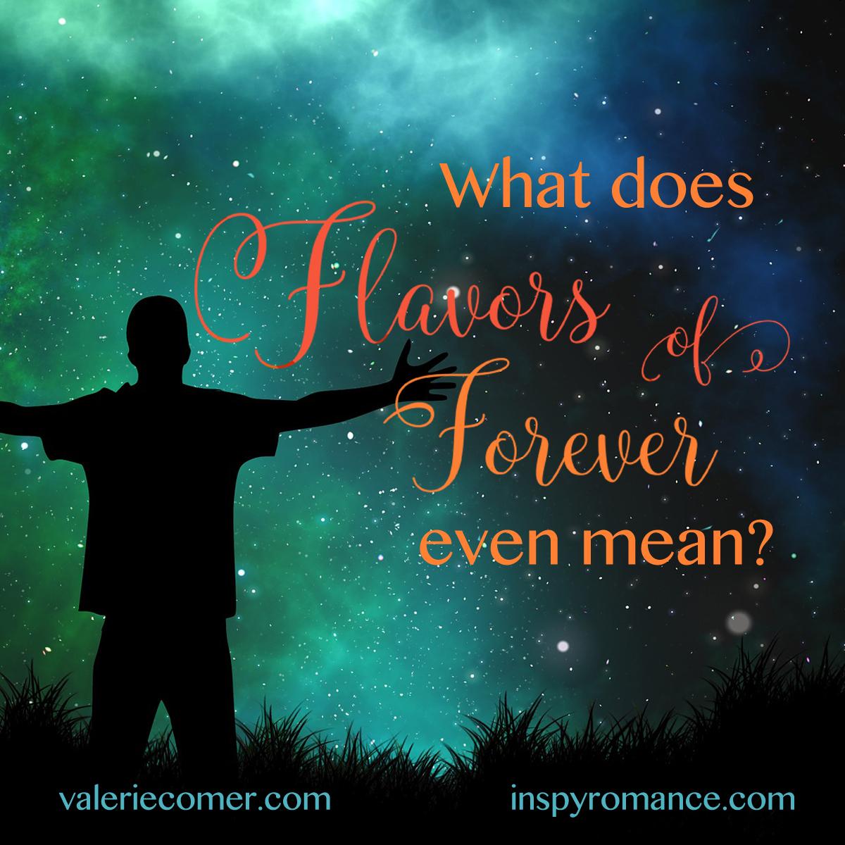 flavors of forever, urban farm fresh romance series, Christian romance, Valerie Comer
