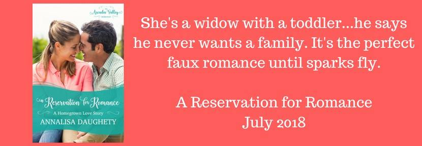 A Reservation for Romance