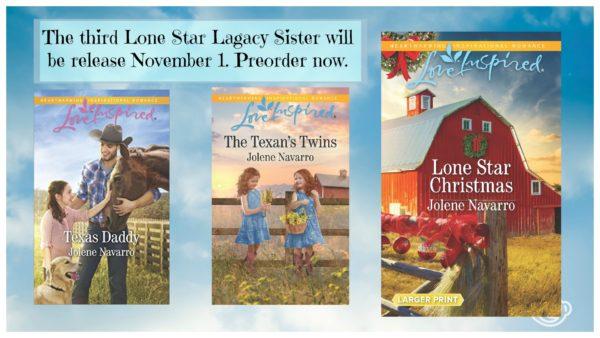 Lone Star Legacy Book 3