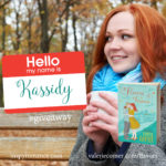 Hello — My name is Kassidy #giveaway