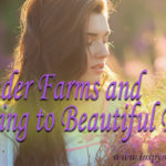 Lavender Farms and Escaping to Sweet Places