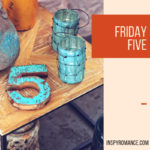 Friday Five + #Giveaway