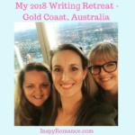 My 2018 Writing Retreat – Gold Coast, Australia plus #giveaway | Narelle Atkins