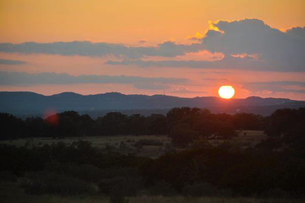 Texas sunset, Jolene Navarro