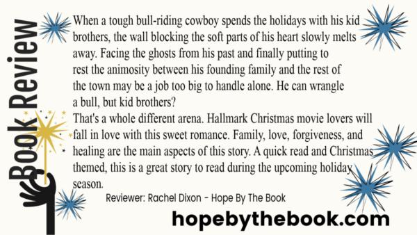 Lone Star Christmas by Jolene Navarro Review by Hopebybook.com