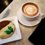T'is the season for gingerbread cookies and hot coco for this writer. Jolene Navarro