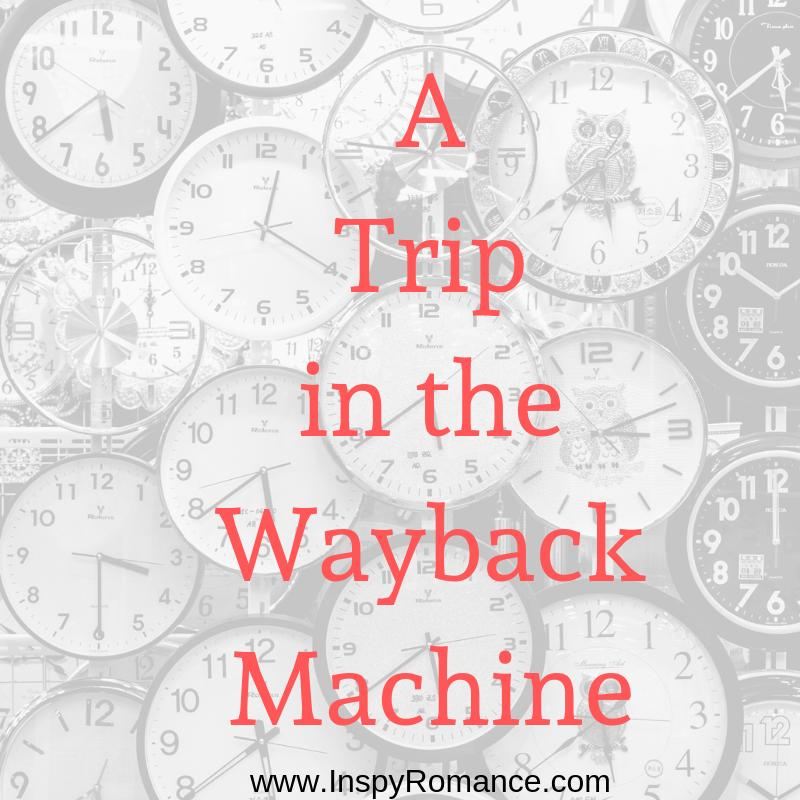 Wayback Machine Sideline Photo Fun When >> A Trip In The Wayback Machine
