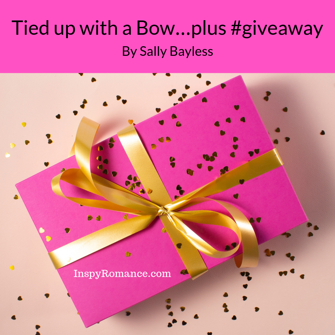 Tied up with a Bow…plus #giveaway