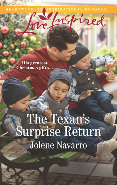 Pre-Order The Texan's Surprise Return Jolene Navarro