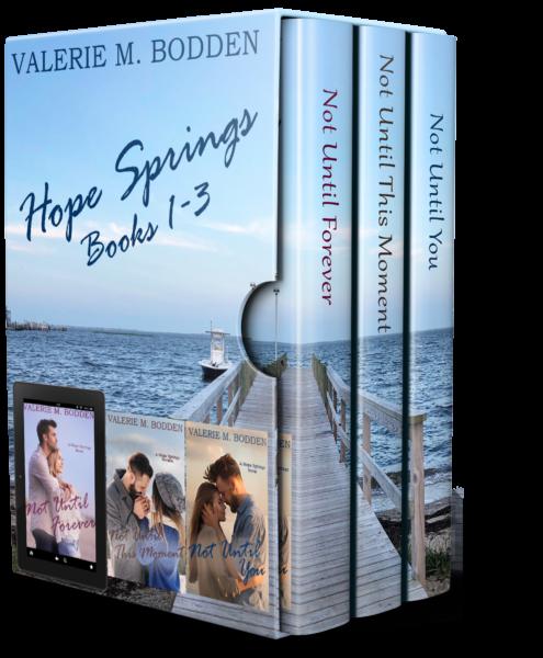 Hope Springs Books 1-3