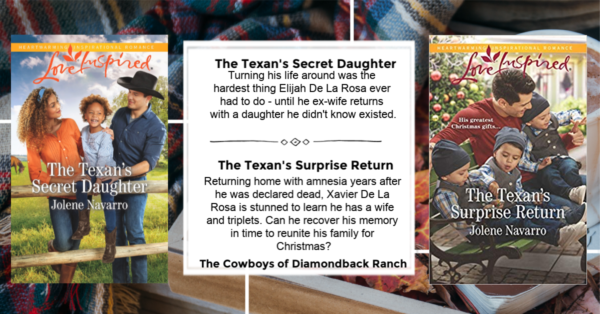 November Release The Texan's Surprise Return