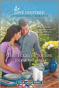 The Texan's Promise Jolene Navarro