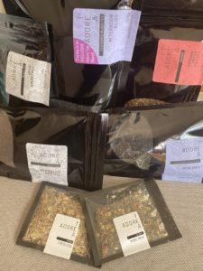 Adore Tea selection