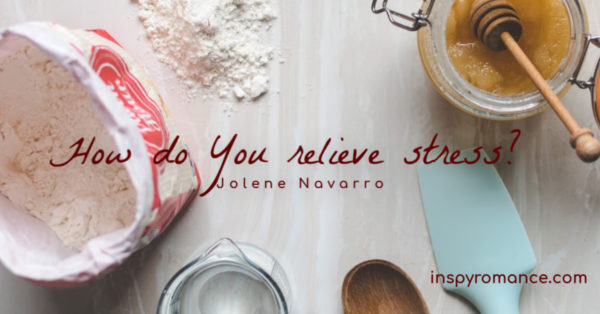Relieving Stress Jolene Navarro