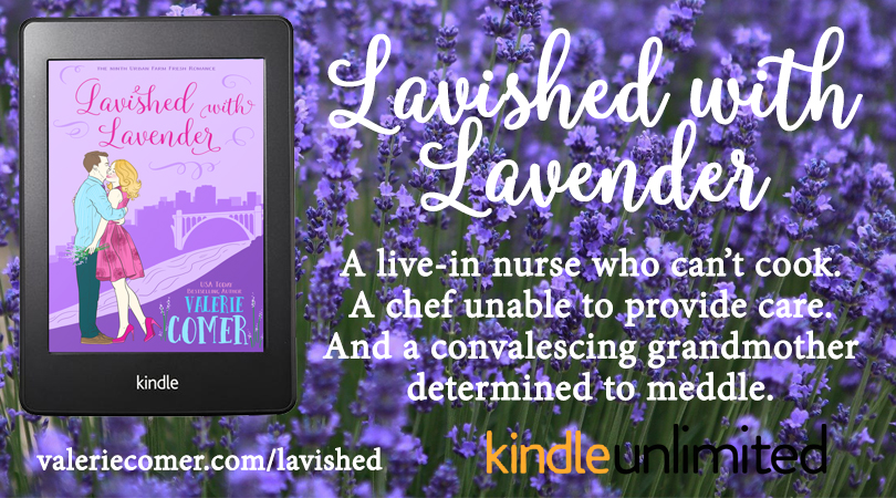 Lavished with Lavender