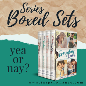 Series Boxed Sets: yea or nay?