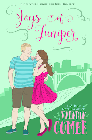 cover of joys of juniper