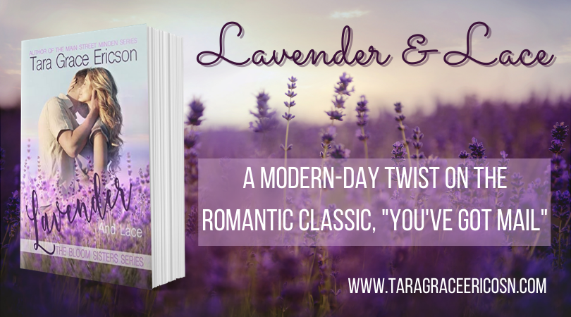 Lavender and Lace by Tara Grace Ericson