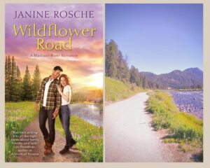 Wildflower Road cover and river