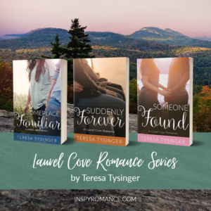 Laurel Cove Romance Series Books by Teresa Tysinger