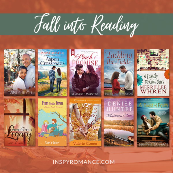 Fall Into Reading CCR Books