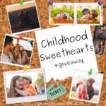 Childhood Sweethearts + giveaway